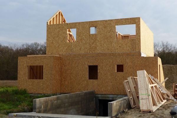 Structure/Maison Bois